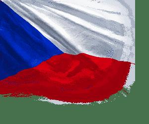 Флаг страны Чехословакия