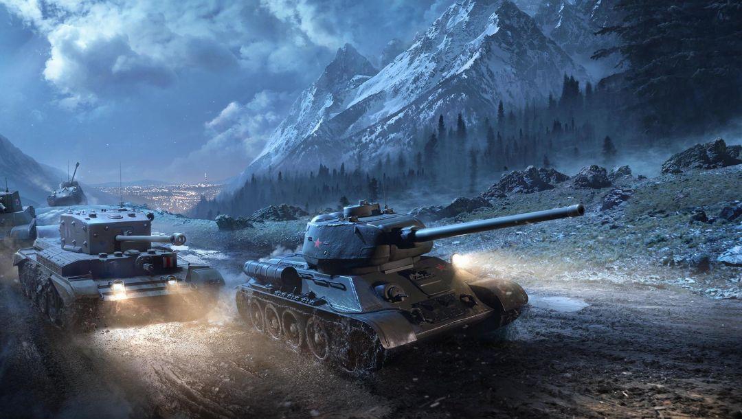 Картинка в статье World Of Tanks - от недоверия к успеху