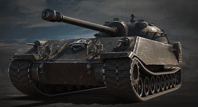 Картинка в статье Танк Chrystler K GF в World of Tanks