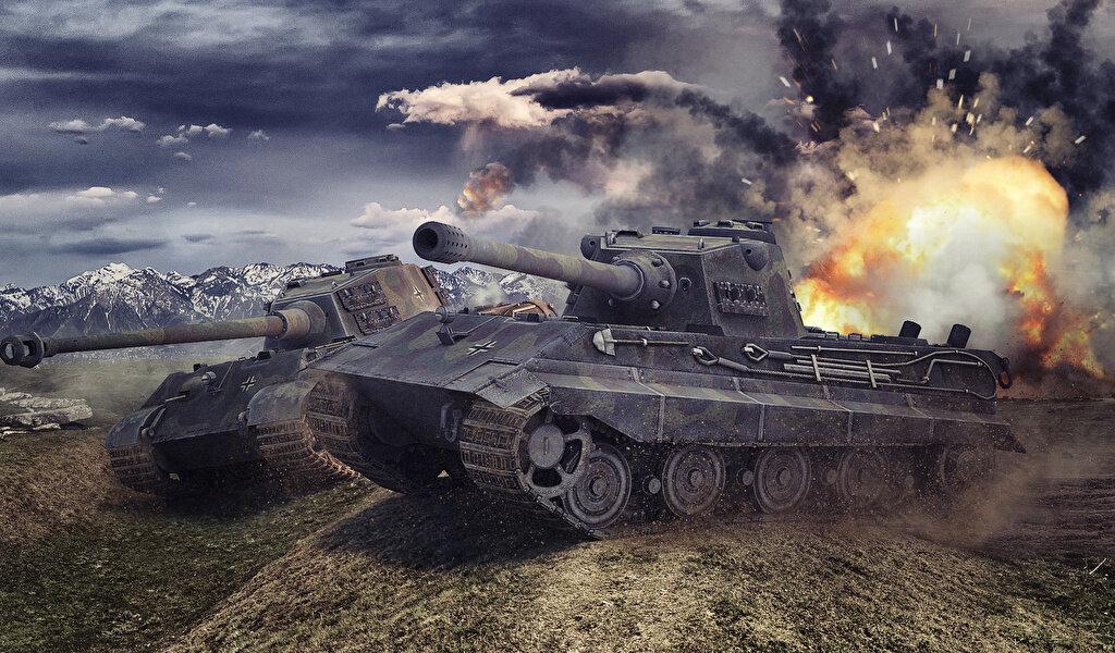 Картинка в статье Cоздание аккаунта в  World of Tanks