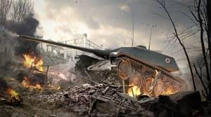 Картинка в статье Премиум танк AMX CDC в World of Tanks