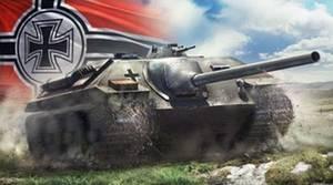 Картинка в статье Премиум танк E25 в World of Tanks