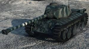 Картинка в статье Премиум танк FCM 50 t в WoT