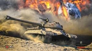 Картинка в статье Премиум танк ИС-5 (Объект 730) в WoT