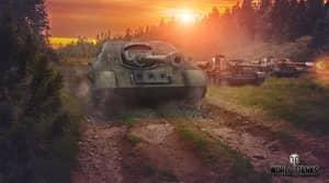 Картинка в статье Премиум танк СУ-122-44 в World of Tanks