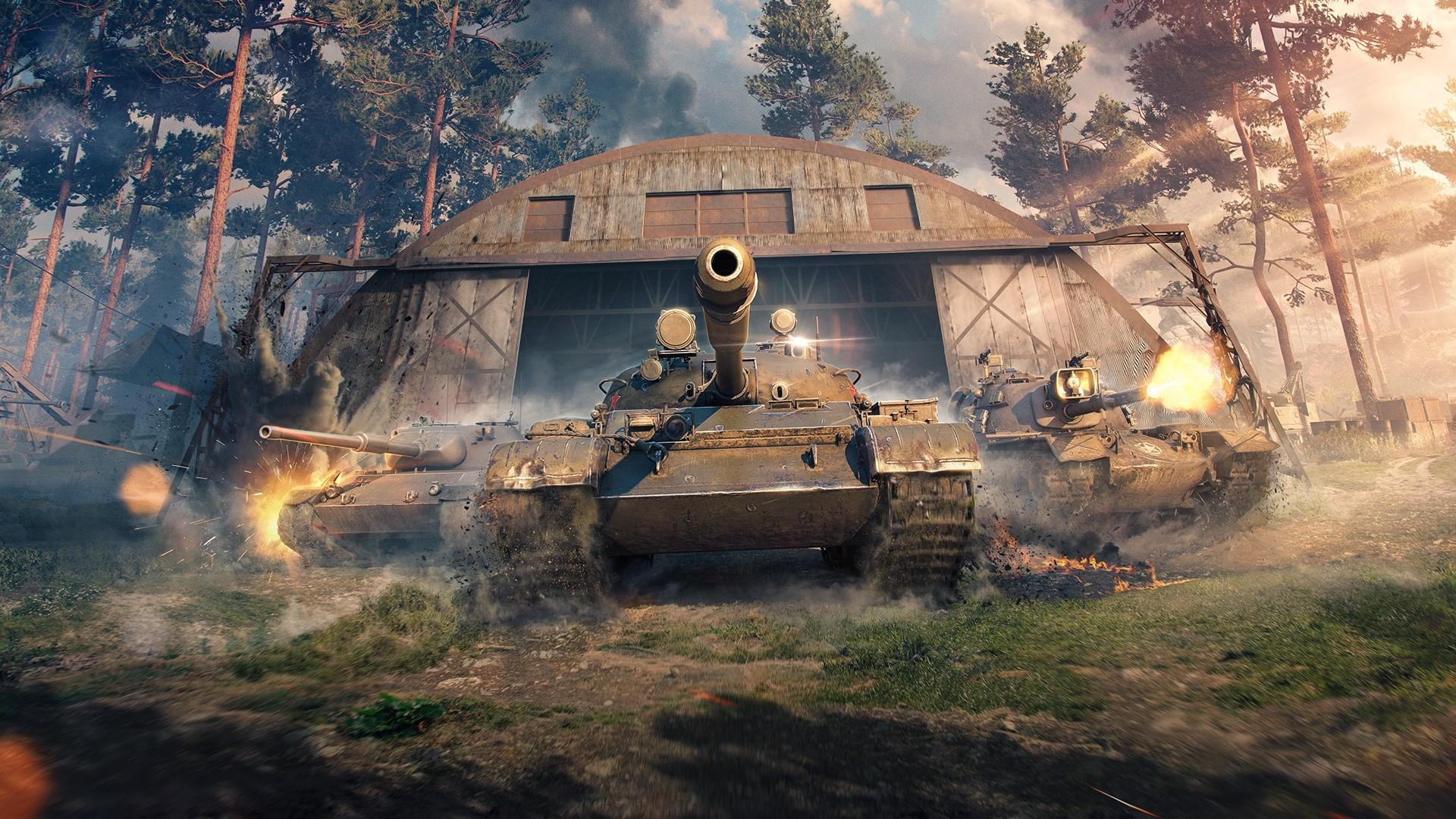 Картинка в статье Рабочие бонус коды и промо коды на сентябрь 2021 World of Tanks бесплатно
