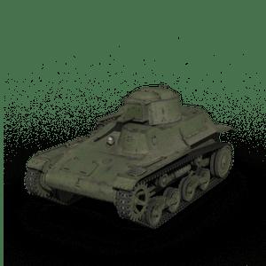 "Картинка набора ""Type 97 Te-Ke"""