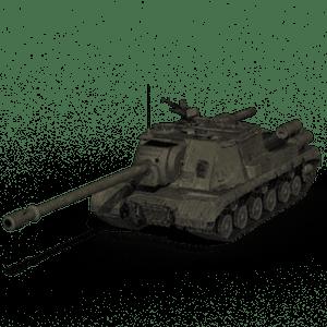"""Картинка набора """"ИСУ-152К"""""""
