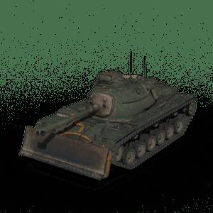 "Картинка набора ""M48A2 Raumpanzer"""