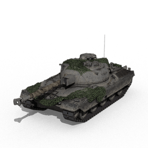 "Картинка набора ""Kampfpanzer 50 t"""