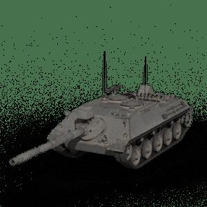 "Картинка набора ""KANJPZ (KanonenJagdPanzer) 105"""