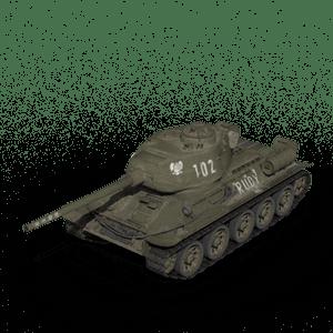 """Картинка набора """"Т-34-85 Rudy"""""""