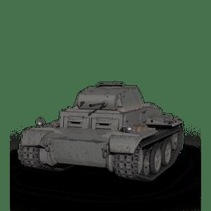 """Картинка набора """"Pz.Kpfw. II Ausf. J"""""""