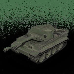 """Картинка набора """"Heavy Tank No. VI"""""""