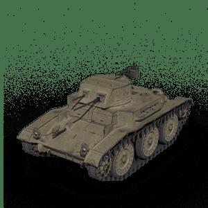 """Картинка набора """"T7 Combat Car"""""""