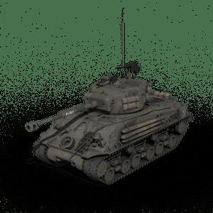 """Картинка набора """"M4A3E8 Sherman Fury"""""""
