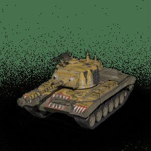 """Картинка набора """"M46 Patton KR"""""""
