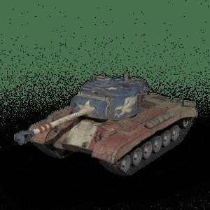"""Картинка набора """"T26E5 Patriot"""""""