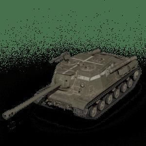 """Картинка набора """"ИСУ-122С"""""""