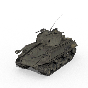 "Картинка набора ""M4A3E8 Thunderbolt VII"""