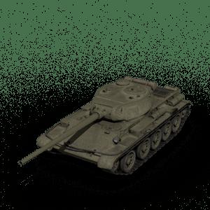 """Картинка набора """"Т-54 первый образец"""""""