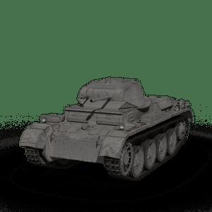 """Картинка набора """"Pz.Kpfw. II Ausf. D"""""""