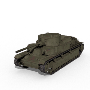 "Картинка набора ""Т-28Э с Ф-30"""