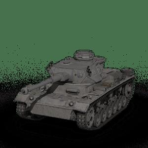 "Картинка набора ""Pz.Kpfw. III Ausf. K"""