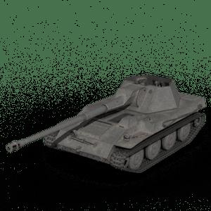 "Картинка набора ""Krupp-Steyr Waffenträger"""