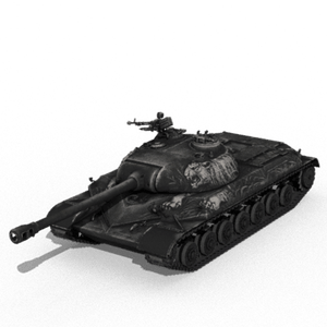 "Картинка набора ""WZ-111 Alpine Tiger"""
